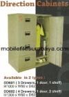 Direction Cabinet Daiko DD 603