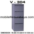 Filling Cabinet VIP V-304